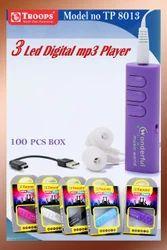 3LED MP3 PLAYER