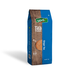 Instant Tea Premix of Ginger Flavour