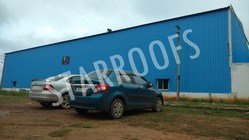 Industrial Factory Roofing Sheds