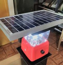 LED Solar Garden Lightning