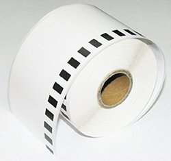 Brother Compatible DK-2205 Continuous Paper Labels (Reusable Cartridge Sold Separately) for Brother