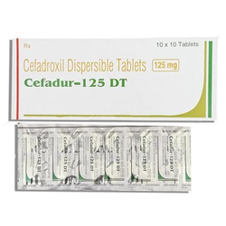Cefadur DT Tablets