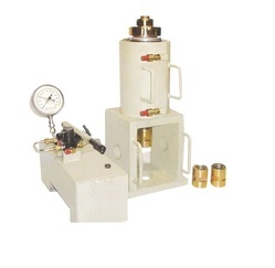 Rock Bolt Pull Out Test Apparatus