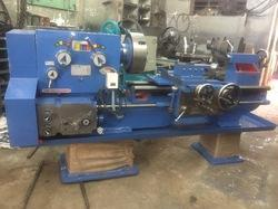 7 Heavy Duty Industrial All Gear Lathe Machine
