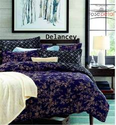 Delancey Bed Sheet Rosepetal