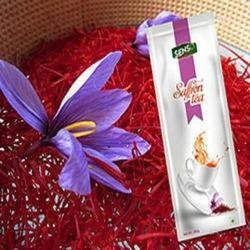 Saffron Flavour Instant Tea Premix