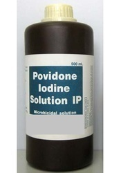 Povidone Iodine 5% Solution