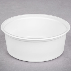 10oz- 25oz Round Plastic Food Containers
