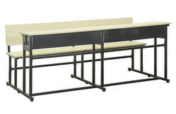 3 Seater Student Desk