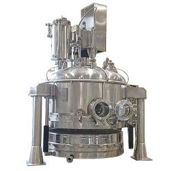CGMP Agitated Nutsche Filter Dryer