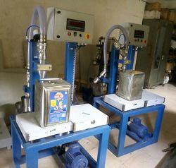 15 Litre Tin Oil Filling Machine
