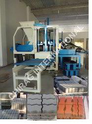 Hydraulic Fly Ash Brick Making Machines