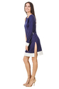 One Sleeve Short Dress