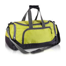 Travel Duffel Bag - Green