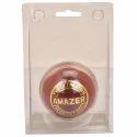 BDM Amazer Red Cricket Leather Ball