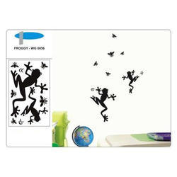 Froggy Wall Decal