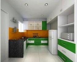 Residential MDF Modular Kitchen