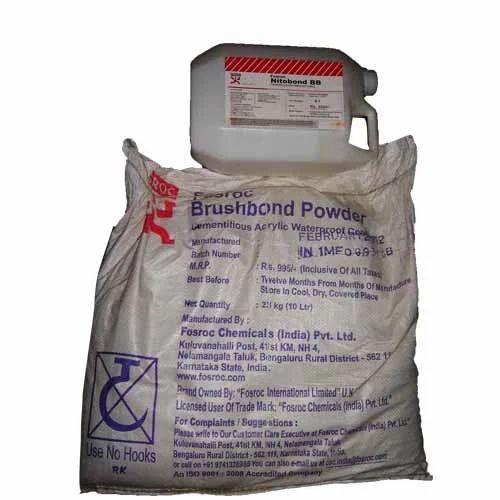 Waterproofing Membrane - Brushbond Waterproofing Membrane