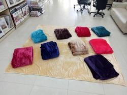 Solid/Plain Blankets ( Rose Petal)