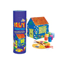 Hut Painting Board Game