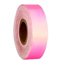 Fluoroscent Pink Color Exotic Tape