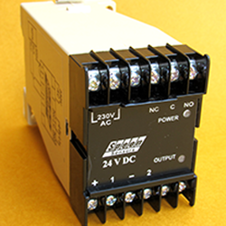 Power Supply And Relay Unit