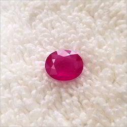 Precious Natural Manik Gemstone