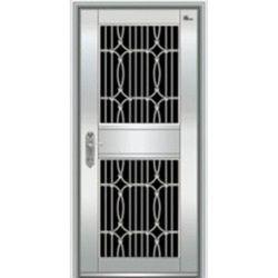 Custom Stainless Steel Door