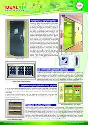 Operation Theatre Control Panel (digital)