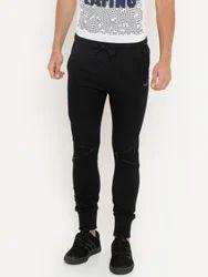 Trendy Zipper Track Pants