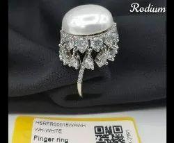 American Diamond Finger Rings