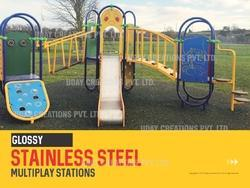 Stainless Steel Multi Play Station