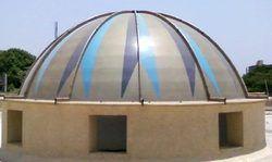 FRP Design Domes