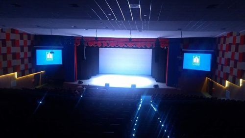 Stage Display Cyclorama Screen Manufacturer From New Delhi