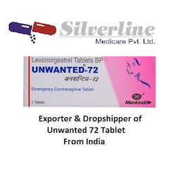 Unwanted 72 Tablet