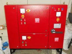 Fire Main Pump Panel