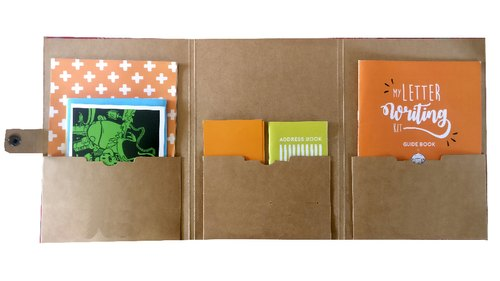 3 Fold Eco Friendly File
