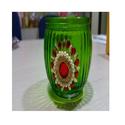 Designer Glass Diya