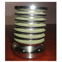 Electroplated Diamond Grooving Wheel