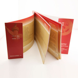 Corporate Catalog Printing Service