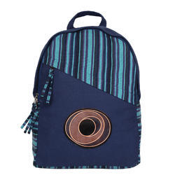 KI4043A- Canvas Backpack