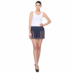Ladies Mini Shorts