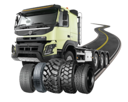 Truck & Earth Moving Equipment's Tyre