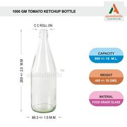1000 Gm Ketchup Bottle