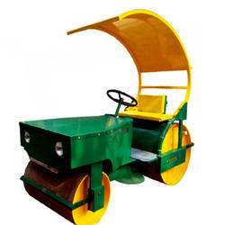Pitch Roller Petrol Cum Electric Roller 2 Ton