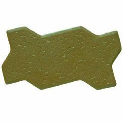 Green Unipaver Nano Tile Moulds