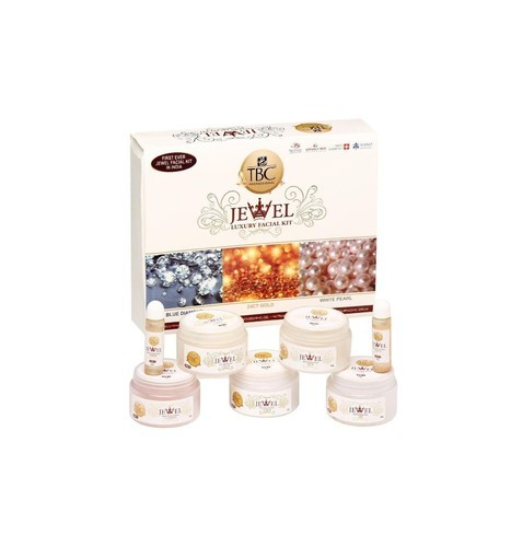 Jewel Luxury Facial Kit
