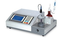 Auto Universal Titrator with Graphic LCD