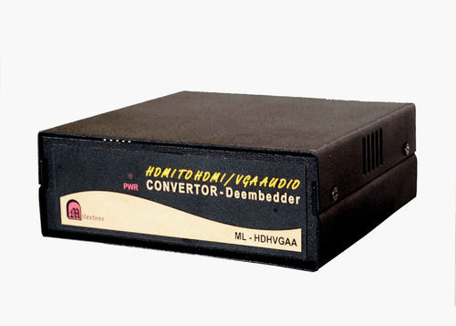 HDMI Audio VGA De Embedder