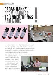 Paras Hankies --- Brand Buzz (Inner Secrets Magazine)